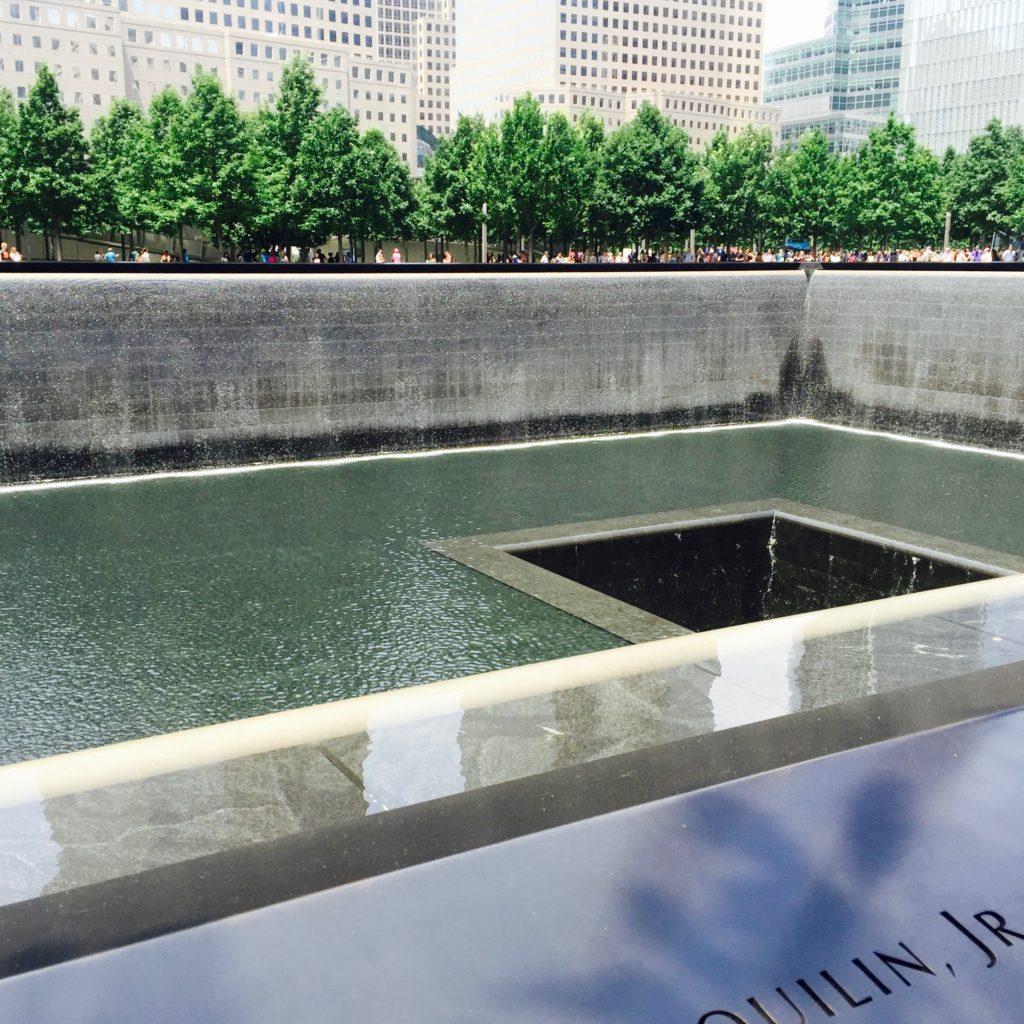 nowy jork 9/11 memorial
