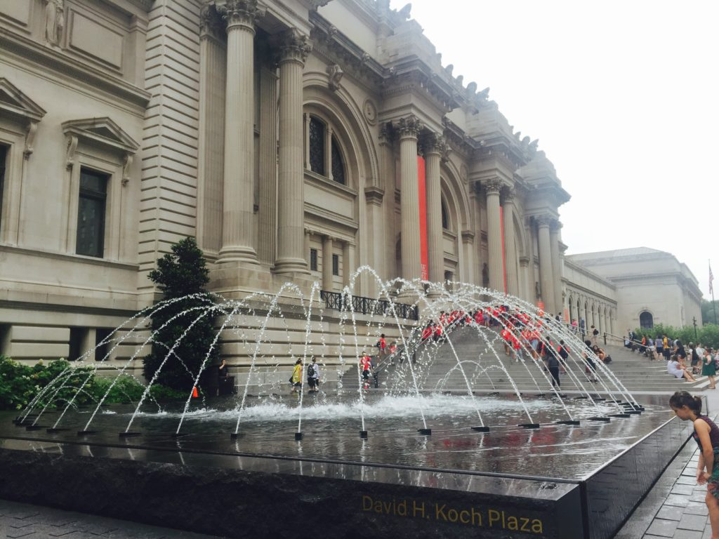 nowy jork metropolitan museum