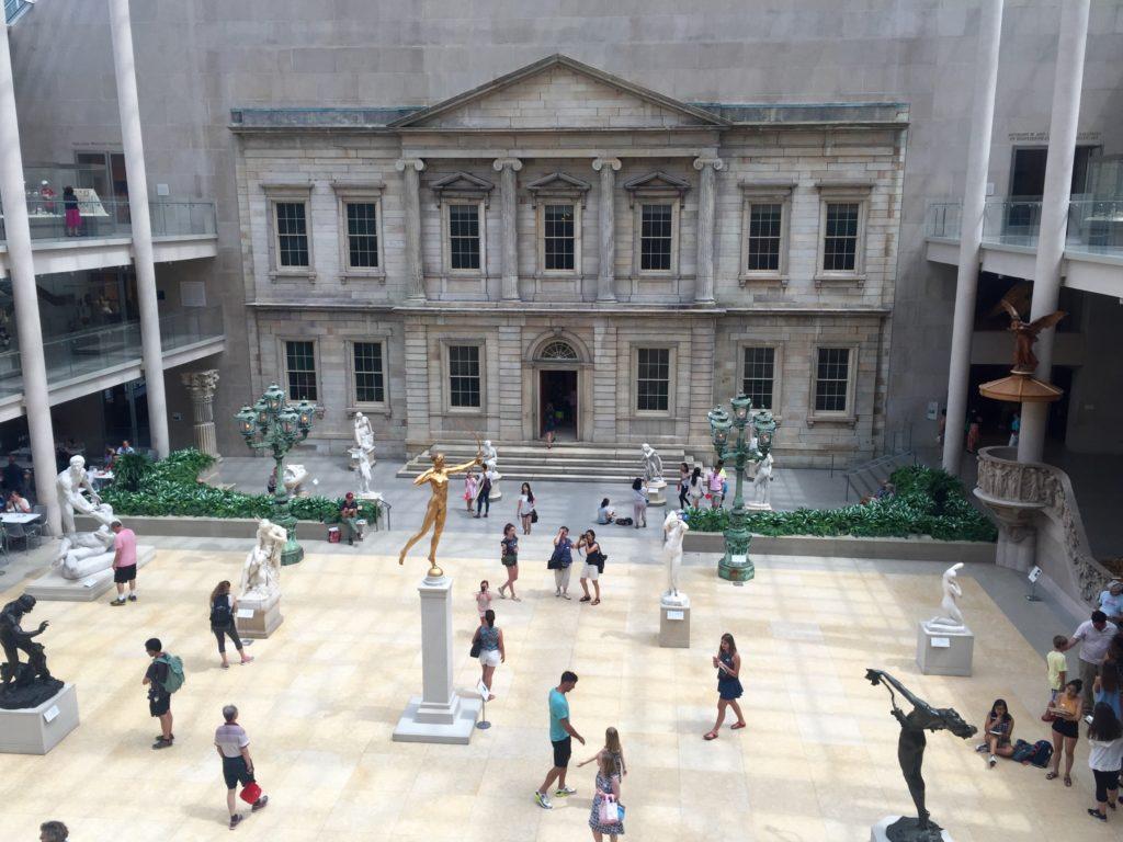 nowy jork metropolitan museum 1