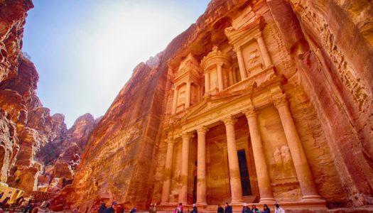 Jordania- spełnienie snu o mitycznej Arabii