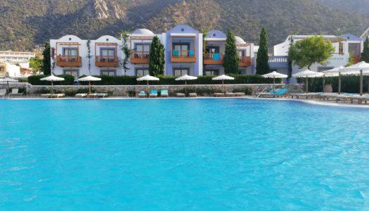 Mitsis Blue Domes – czyli luksus w Grecji