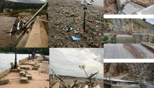 Polacy dla Kefalonii – pomoc po cyklonie