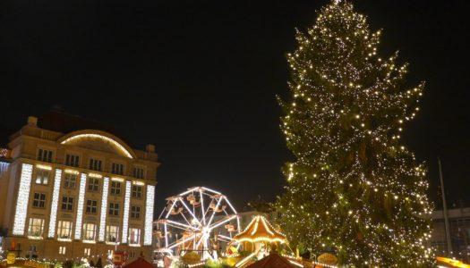 Podróżować, by poczuć atmosferę świąt?