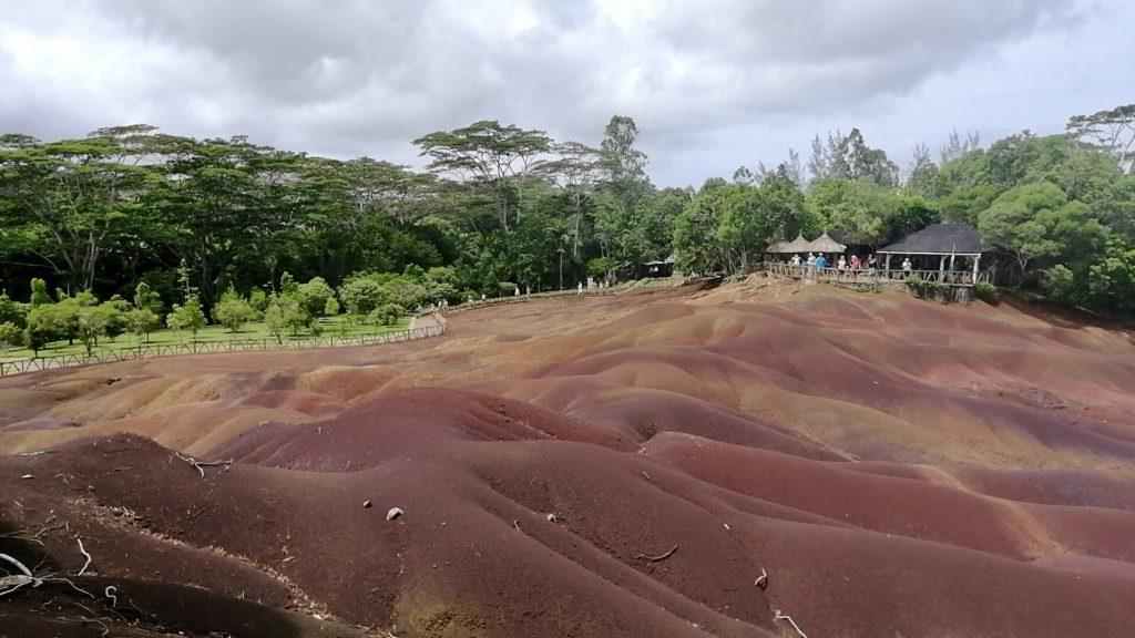 Mauritius raj
