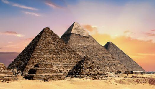 Egipt –  potęga Starożytności
